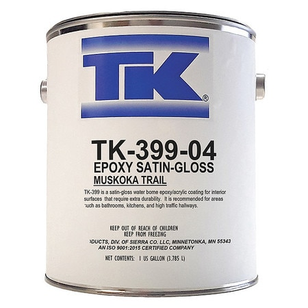 Tk Products High Traffic Paint,  Neutral Ground, 1gal. TK 399-05 C-32A