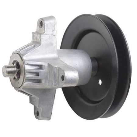 Spindle Assembly with Pulley