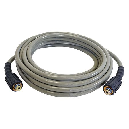 Simpson Cold Water Hose, 1/4 in. D, 25 Ft 40224