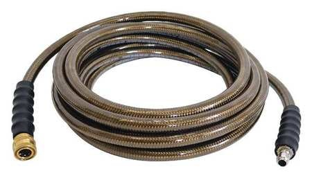 Simpson Cold Water Hose, 3/8 in. D, 25 Ft 41113