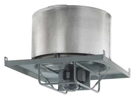 Americraft Fan Direct, 48in, Roof, Exh, 41000CFM, 3P, 10HP, XP AML-48-10-3-EXP