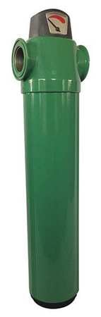 Speedaire Activated Carbon Filter, 1-1/4in., 353 cfm 35GN69