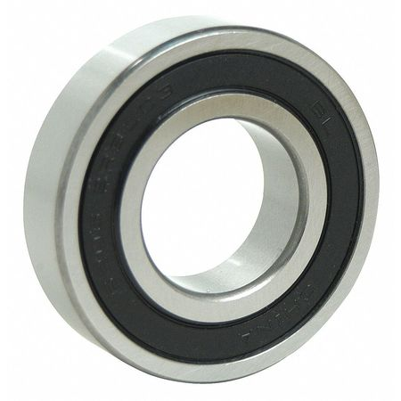 Radial Ball Bearing, PS, 17mm, 6203 2RS