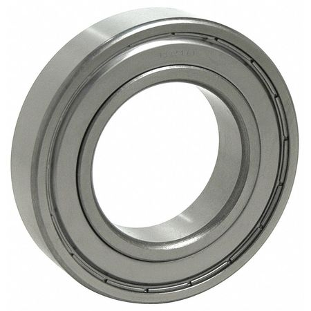 Radial Ball Bearing, PS, 35mm, 6207ZZ