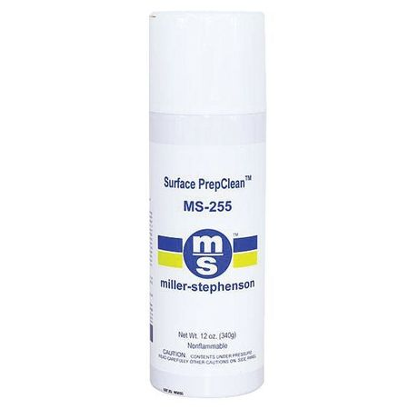 Milsolv Liquid 16 oz. Cleaner and Degreaser,  Aerosol Can A255