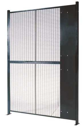 Wirecrafters Partition Panel, 1 to 11 In x 12 ft AP12