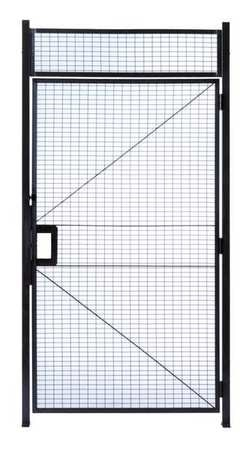 Wirecrafters Hinged Gate, 3 ft x 7 ft 3-1/4 In, Enamel HD3710