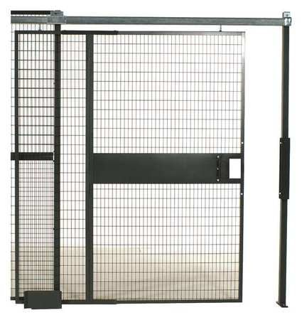 Wirecrafters Sliding Gate, 10 ft x 8 ft 1/4 In, Enamel SD1088