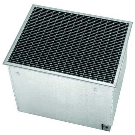 Williams Comfort Products Gas Drop-In Floor Heater,  Propane,  Top Vent Vent Type,  Thermostat 4505621A