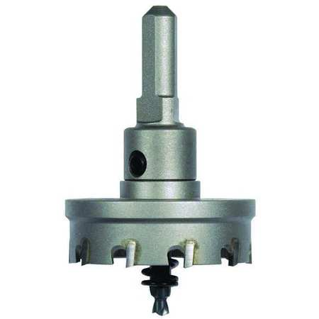 Morse Carbide Hole Cutter, 2in. Hole, 3/16in. D CTS32
