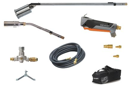 Repair Torch Kit, Roofing, Propane Fuel