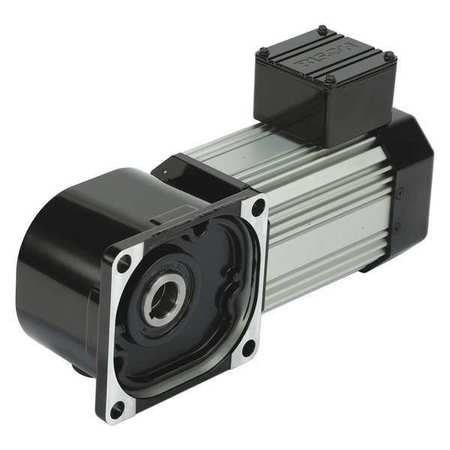 Bison AC Gearmotor,  680.0 in-lb Max. Torque,  9.3 RPM Nameplate RPM,  115/230V AC Voltage,  1 Phase 026-725E0180F