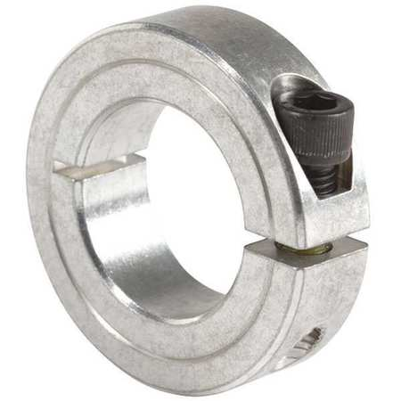 Climax Metal Products Shaft Collar, Std, Clamp, 1-1/4inBoredia 1C-125-A