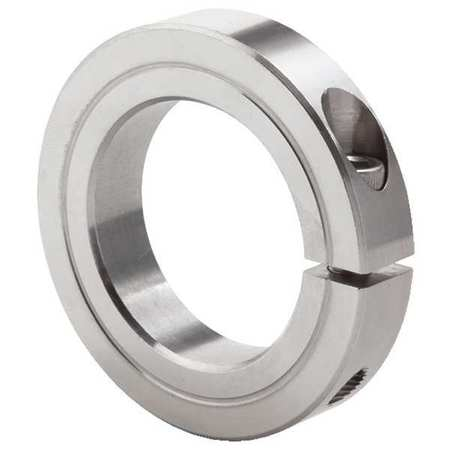 Climax Metal Products ShaftCollar, Std, Clamp, 4-1/2inOutsidedia H1C-287-S