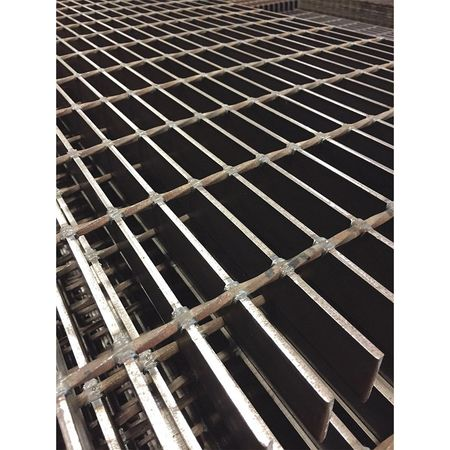 Zoro Select Bar Grating, Smooth, 36in.W x 1.5in.H 21250S150-C2