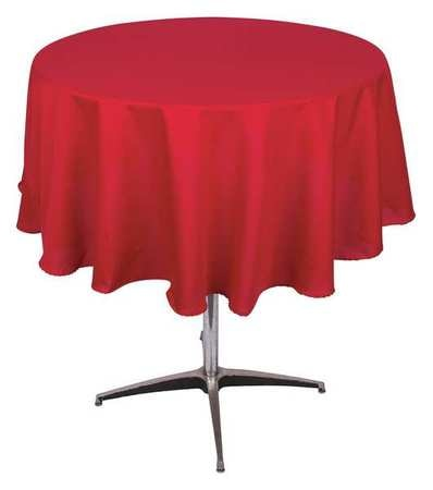 Phoenix Tablecloth, Round, 72 in., Red PL72R-RD