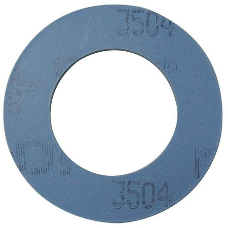 GARLOCK 3760RG-0150-125-0400 Gasket,Ring,4in.Pipe,Blue and Off-White