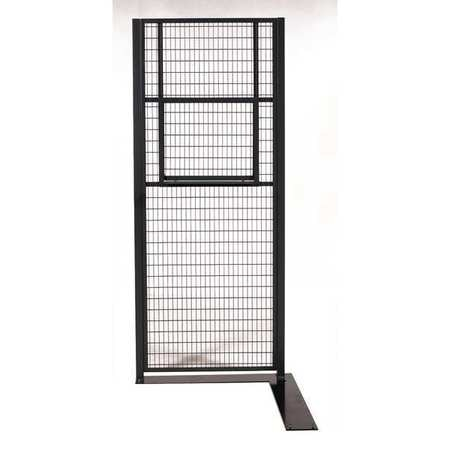 Wirecrafters Slide Up Service Window, Sliding, 10 ft.H SW4810