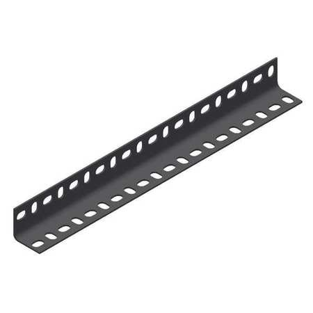Wirecrafters Slotted Angle, Steel, Powder Coated SA10C