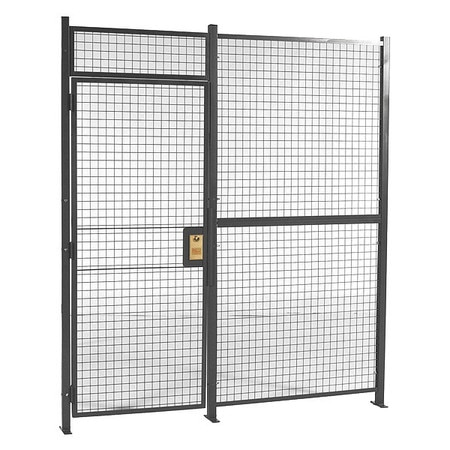 Rapidwire Welded Part Cage, 2inDx8 ft. 5-1/4inH 1081W