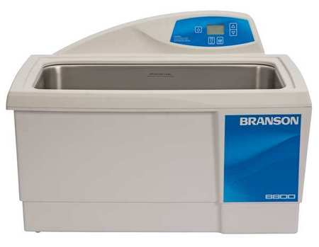 Branson Ultrasonic Cleaner, CPX, 5.5 gal, 99 min. CPX-952-819R