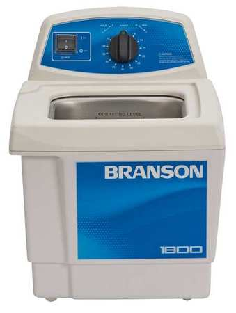 Branson Ultrasonic Cleaner, MH, 0.5 gal CPX-952-117R