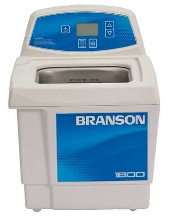 Branson Ultrasonic Cleaner, CPX, 0.5 gal, 99 min. CPX-952-119R