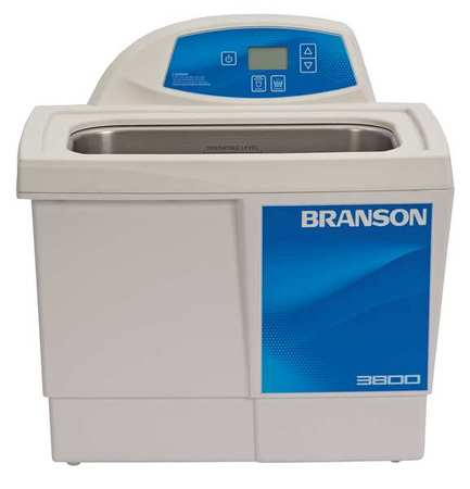 Branson Ultrasonic Cleaner, CPX, 1.5 gal, 99 min. CPX-952-319R