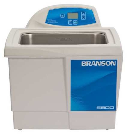 Branson Ultrasonic Cleaner, CPX, 2.5 gal, 99 min. CPX-952-539R