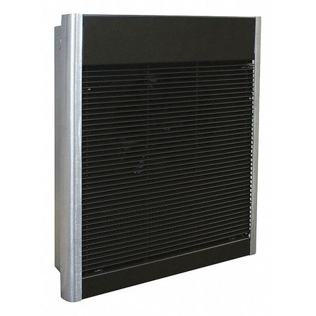 Qmark Recessed Electric Wall-Mount Heater,  Recessed or Surface,  208/240V AC AWH4404F