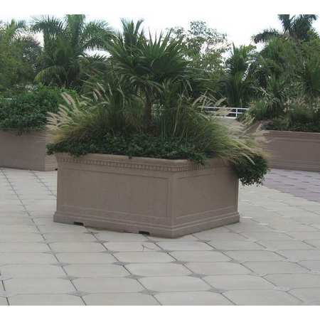 Wausau Tile Planter, Square, 72in.Lx72in.Wx36in.H TF4237W22
