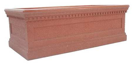 Wausau Tile Planter, Rectangle, 72in.Lx36in.Wx24in.H TF4238W22