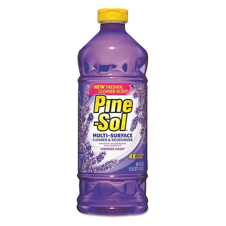 Pine-Sol Liquid Glass and Surface Cleaner,  Lavendar,  Trigger Spray Bottle CLO 40272