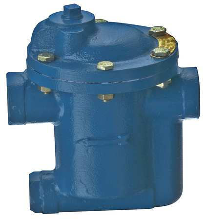 Spence Steam Trap, 450F, Cast Iron, 0 to 30 psi 85-C4G9