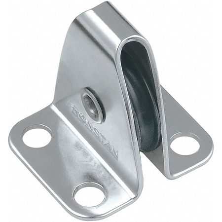 Pulley Block, Wire Rope, Fasteners, 3mm Max Cable Size, 320kg Max Load