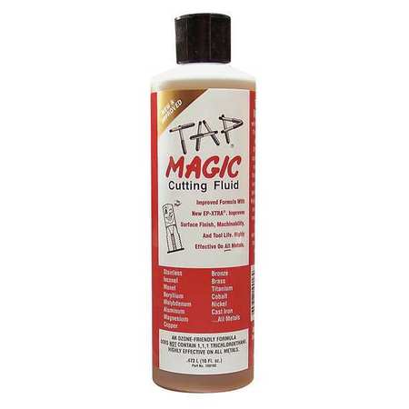 Cutting Oil,  16 oz,  Squeeze Bottle,  EP-Xtra