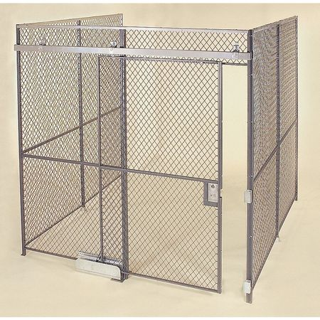 Folding Guard Wire Room Kit,  3 Sides G16128-3