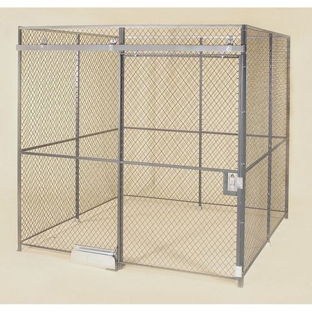 Folding Guard Wire Room Kit,  4 Sides G1288-4