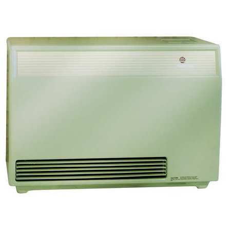 Empire Gas Freestanding Floor Heater,  Propane,  Direct Vent Vent Type,  Fan Forced Convection DV55ELP
