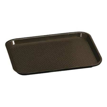 Tray,  Brown,  L 14 In
