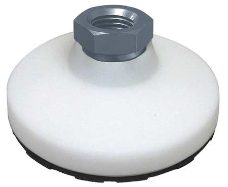 S & W Leveling Mount, Boltless, 3/4-10, 3 in Base NSDTS-4