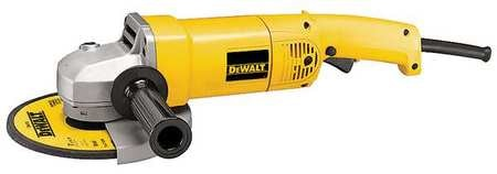 Angle Grinder, 7 In., No Load RPM 8000