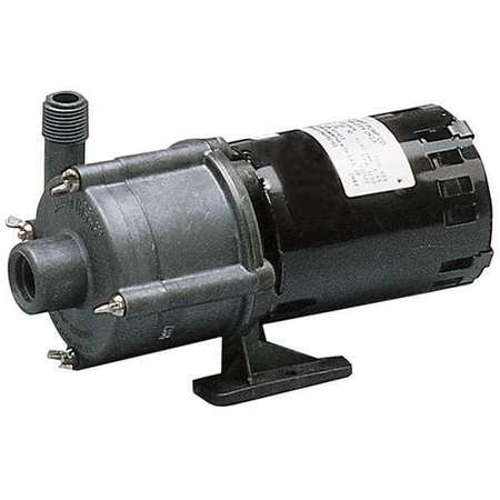 "1/30 HP PPS Magnetic Drive Pump 115V 1/2"" FPT"
