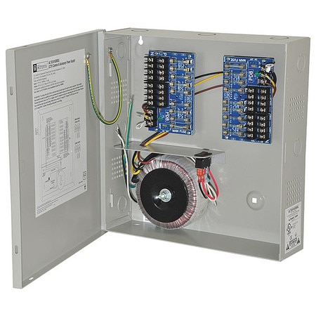 Line Cord Power Supply 16 Fuse