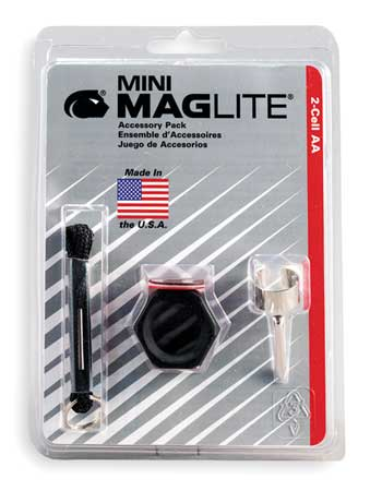 Maglite Accessory Pack for use with MAGLITE® AA Mini Mag 2-Cell AA AM2A016K
