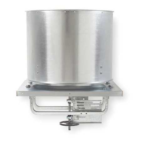 Dayton Exhaust Vent, 36 In 7A863