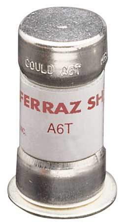 40A Fast Acting Glass/Melamine Class T Fuse 600VAC/300VDC