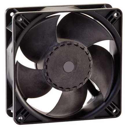 Ebm-Papst Axial Fan,  Square,  230V AC,  1 Phase,  106 cfm,  4 11/16 in W. ACi4420HH