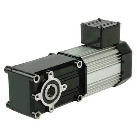 Bison AC Gearmotor,  1,310.0 in-lb Max. Torque,  9.3 RPM Nameplate RPM,  115V AC Voltage,  1 Phase 026-730A0180