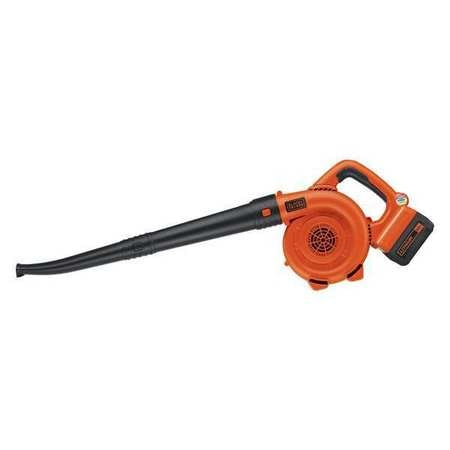 Black & Decker 40V MAX* Lithium Sweeper LSW36